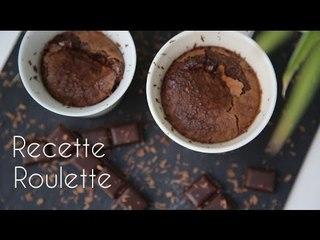 """""""Soufflés"""" coulants au chocolat !"""