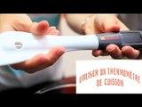 Le thermomètre de cuisson Marmiton