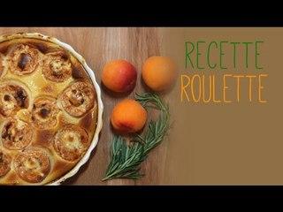 Clafoutis aux abricots, amandes et romarin !