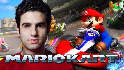 Mario Kart: The Rap
