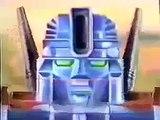 Transformers G1 Predacons Predaking vs Dinobots commercial 1986