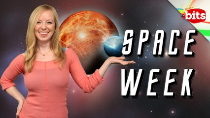 Space Week 2013: How Far We've Come, Plus Welcome Animalist
