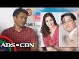 James Yap reacts on Kris Aquino's love life