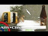 Bus driver to undergo drug test after SLEX mishap