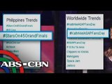 It's Showtime and ASAP Fans Day trending on social media