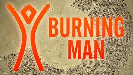 The Boys Head to Burning Man!