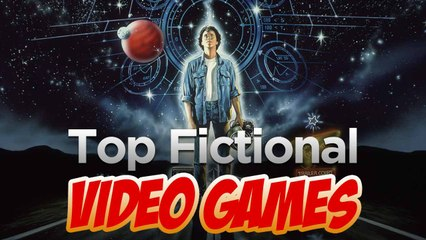 The Top 5 Fictonal Video Games Ever!