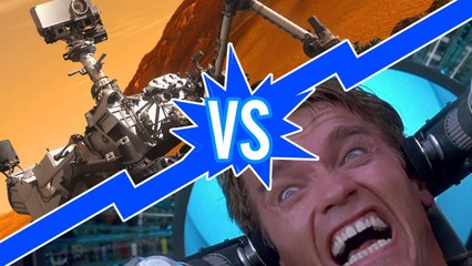 4 Worst Mars Movies Ever