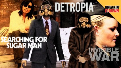 Searching for Sugar Man, The Invisible War, and Detropia Movie Review