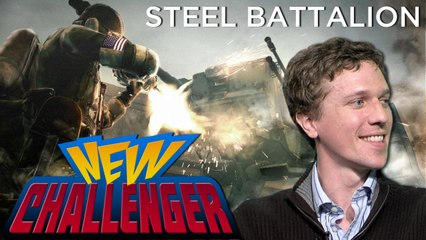 What Went Wrong with Steel Battalion?