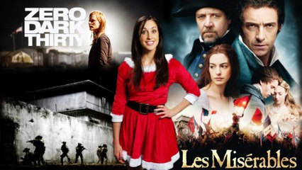 Les Miserables & Zero Dark Thirty Movie Review