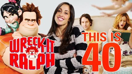 Wreck-It Ralph & This Is 40: Movie Reviews