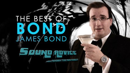 Top 5 James Bond Films of All Time!