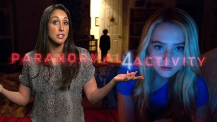 Alex Cross & Paranormal Activity 4 Movie Review