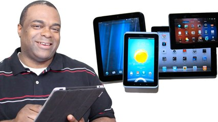 My Opinion on Tablets