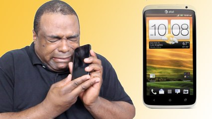 HTC One X MAKES ME CRY!