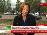 Hockey plane crash: Top team Lokomotiv dies, KHL shocked