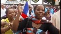 Nicolas Sarkozy a mayotte Comores