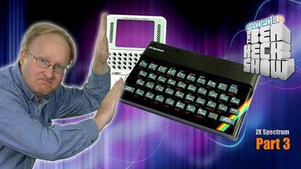 Ben Heck's ZX Spectrum Mod Part 3
