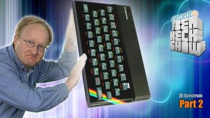 Ben Heck's ZX Spectrum Mod Part 2