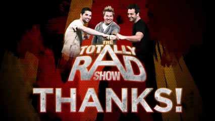 Totally Rad Show: A Look Back - Thanksgiving