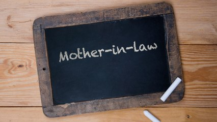 Dear Mother-in-Law, I'm Quitting My Job