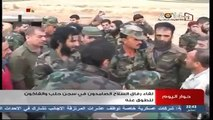 """""""The Tiger"""" meets the heroes of Aleppo Central Prison"""