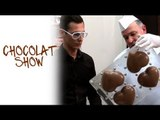 Chocolat Show : le coeur en chocolat de Docteur Cacao