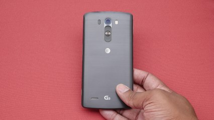LG G3 (AT&T) Hands-On
