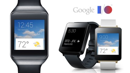This is the New Android: Wear, Android L, and TV