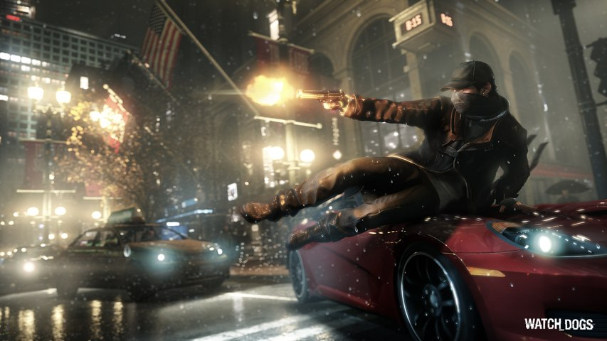 Watch Dogs First Impressions!