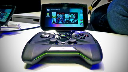 NVIDIA Project Shield: My Thoughts (CES 2013)