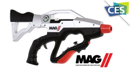 MAG 2 Gun Controller for XBOX 360, PS3 & PC (CES 2013)