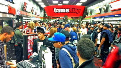 CALL OF DUTY: BLACK OPS 2 MIDNIGHT LAUNCH!