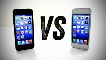 Should You Buy the iPhone 5 in Black or White?