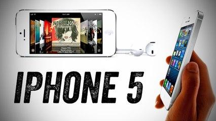 Apple iPhone 5 Event Review: New iPhone 5 Recap!