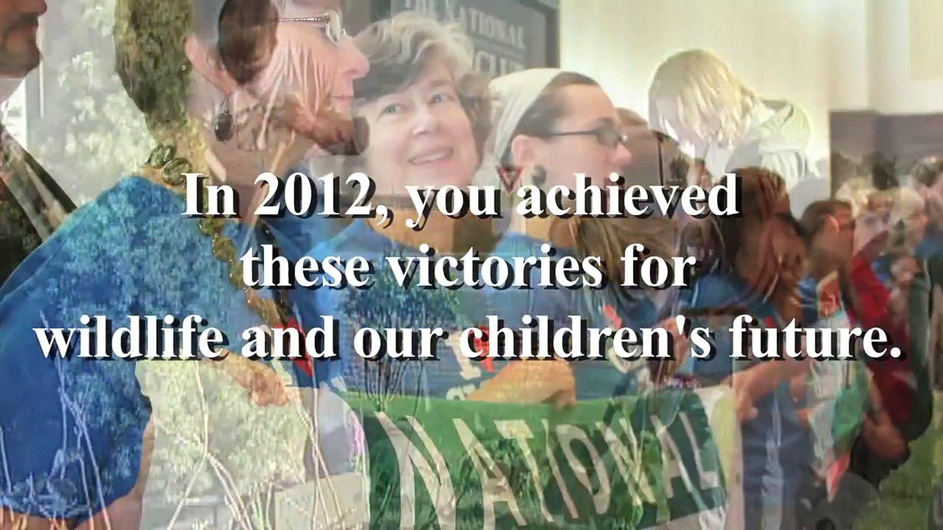2012 Wildlife Victories - National Wildlife Federation
