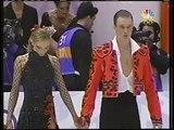 Navka & Kostomarov (RUS) - 2002 Salt Lake City, Ice Dancing, Original Dance
