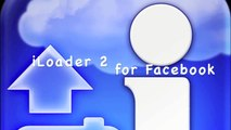 iLoader 2- Upload Photos/Videos to Facebook on iPhone