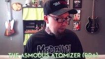 The $13 Caterpillar Atomizer RDA! GREAT BUY!