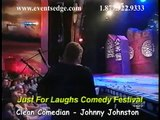 "Johnny ""Bagpipes"" Johnston Clean Comedian by Events Edge Entertainment."