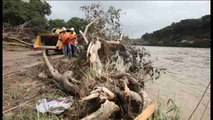 Elevan a 16 la cifra de muertos por las inundaciones en el sur de EEUU
