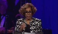 Diahann Carroll introduces Matt Bomer