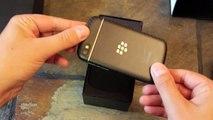 Verizon BlackBerry Q10 Unboxing