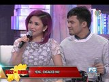 How boyfriend proposed to Yeng Constantino