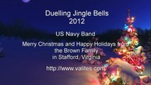 2012 Duelling Jingle Bells Banjos Duane Brown Family Animated Christmas Light Show