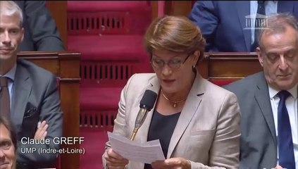 Claude Greff - Politique des entreprises