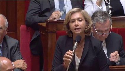 Valérie Pécresse - Fraude dans les transports publics