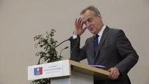 Grande soirée-débat avec Laurent Wauquiez à Courbevoie - intervention de Jacques Kossowski