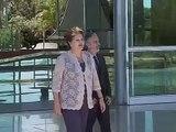El Presidente José Mujica se reunió con Dilma Rousseff - Presidencia del Uruguay